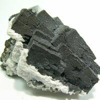 Baryte Romanèchite & Pyrolusite