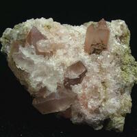 Rose Quartz & Gypsum