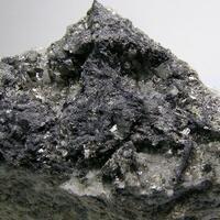 Jamesonite & Arsenopyrite