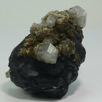 Apatite & Sphalerite