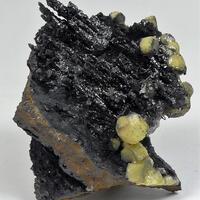 Vanadinite & Coronadite