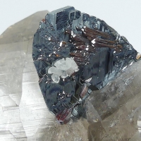 Rutile Hematite & Quartz
