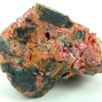 Getchellite & Realgar With Orpiment