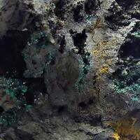 Pseudomalachite & Reichenbachite