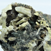 Marialite & Andradite
