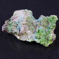 Euchlorine & Chalcocyanite