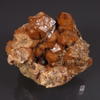 Andradite With Hedenbergite