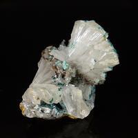 Hemimorphite Dioptase & Aurichalcite