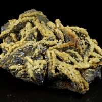 Pyrrhotite Galena Siderite Calcite & Sphalerite