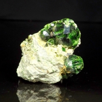Garnet Andradite Var Demantoid
