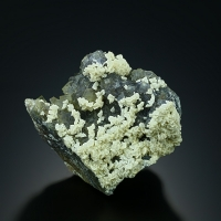 Fluorite With Dolomite