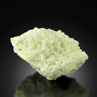 Native Sulphur With Celestine