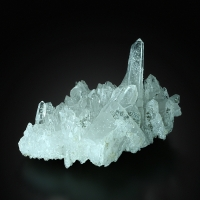 Quartz With Arsenopyrite & Ferberite
