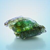 Fluorite With Muscovite