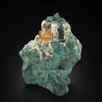 Calcite With Quartz