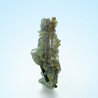 Fluorite With Schorl
