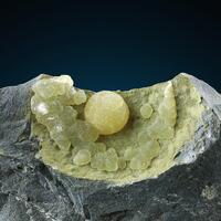 Calcite On Basalt