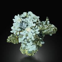 Pyrite Psm Pyrrhotite Quartz Arsenopyrite & Sphalerite