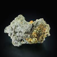 Wolframite With Rutile & Apatite