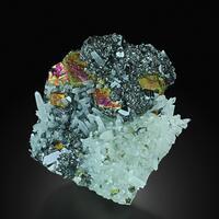 Chalcopyrite With Sphalerite