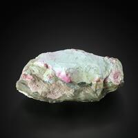 Cinnabar In Opal