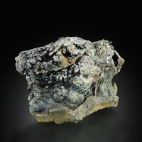 Ranciéite With Glaskopf Hematite