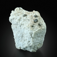 Boracite In Anhydrite