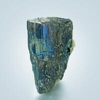Wolframite With Pyrite & Dolomite