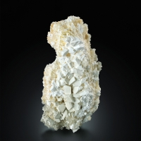 Picromerite On Halite