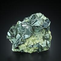 Cassiterite With Muscovite
