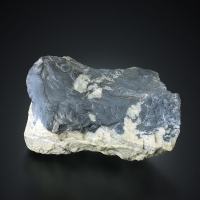 Native Silver With Native Arsenic