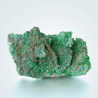 Malachite With Mottramite