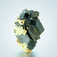 Tourmaline Var Schorl With Pericline