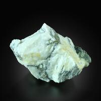 Bismuth With Pyrite In Quartz