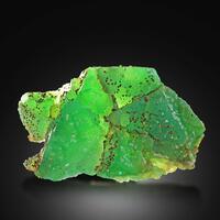 Fluorite With Quartz & Marcasite
