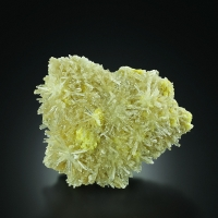 Celestine With Sulphur