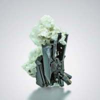 Schorl With Pericline