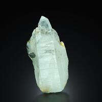 Quartz With Ferberite