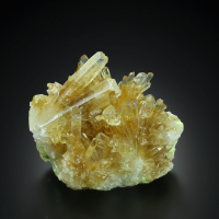Celestine With Sulphur