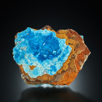 Serpierite Conichalcite & Azurite