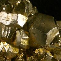 Chalcopyrite Sphalerite & Quartz