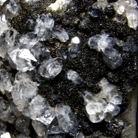 Calcite On Goethite