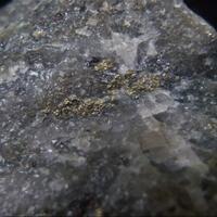 Gold Galena & Pyrite