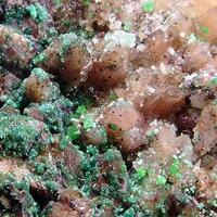 Austinite & Calcite