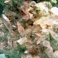 Calcite & Conichalcite