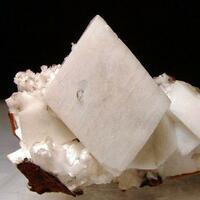 Calcite & Hemimorphite
