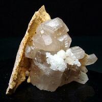 Cerussite & Calcite