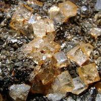 Cerussite Fluorite & Galena