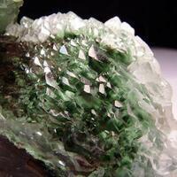 Conichalcite & Calcite