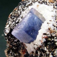 Corundum Var Sapphire